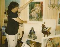 Natasha and art