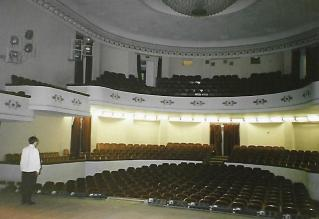 Russia- Institute view of sound booth
