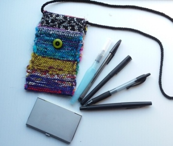 LAT ArtPouch and basic contents