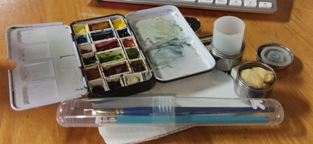 Sketch kit for Scotland may 29 2018