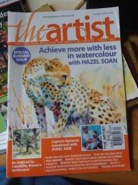 the artist magazine Summer 2016