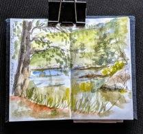 Perch Pond, Holderness, NH