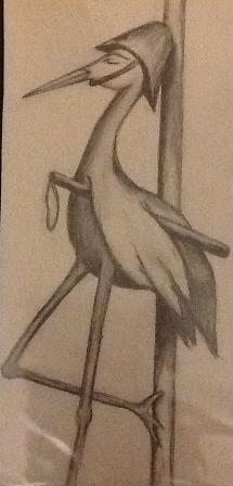 Bobby Heron-- smaller